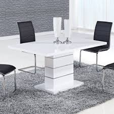 High Gloss Dining Table And Chairs Global Furniture Usa D470dt High Gloss Dining Table The Mine