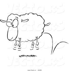 coloring pages funny sheep cartoon animals coloring pages for
