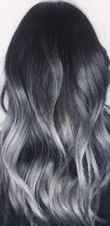 coloring gray hair with highlights hair highlights for 45 silver hair color ideas for grey hairstyles ombre highlights