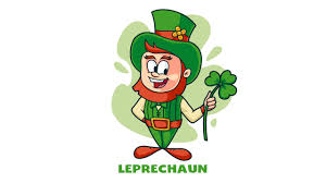 cartoon vector leprechaun speed video from sketch to vector