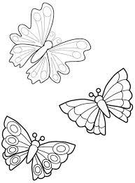 imagenes de mariposas faciles para dibujar mariposas para colorear imagenes de mariposas para colorear faciles