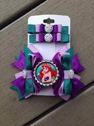 handmade hair bows 67 best mermaid images on