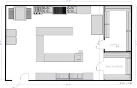 kitchen design plans with island industrial kitchen design layout photogiraffe me