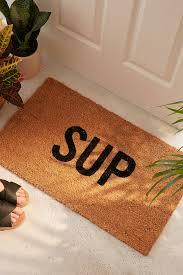 halloween doormat reed wilson design sup doormat urban outfitters