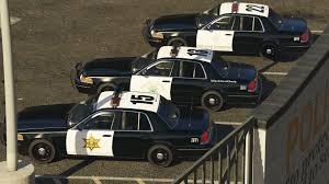 orange county sheriff chp black interior realism gta5 mods com