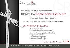 Makeup Artistry Certification Program Victoria Bc Makeup Lesson Sharon Rai Hair U0026 Makeup Artistry