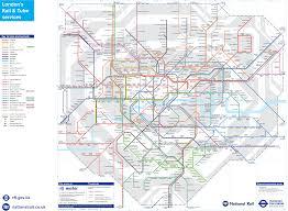 underground map zones underground map