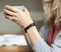 fitbit bracelet leather images Fitbit attempts to win over fashionistas with new alta wristband jpg