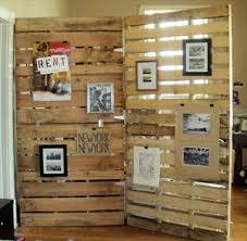 wall dividers 6 pallet wall divider ideas pallets designs