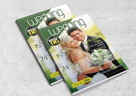 wedding magazine template 20 beautiful premium templates for magazines