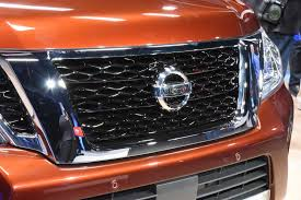 nissan armada 2017 grill 2017 nissan armada unveiled with 8 500 pound towing capacity