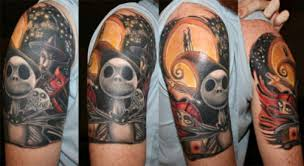 25 nightmare before tattoos holytaco