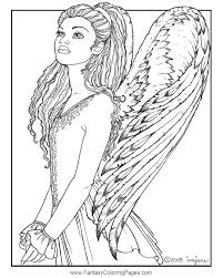 fantasy coloring pages free sample pack u2013 fantasy coloring pages