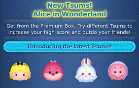 alice wonderland characters added game tsum tsum