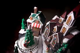 free photo gingerbread house toy display free image on