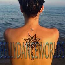 Tattoos For Middle Of Back Tribal Mandala Sun Henna Temporary Shoulder Middle Back