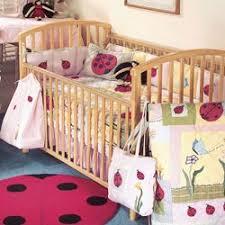 Ladybug Crib Bedding Set Bug Crib Bedding