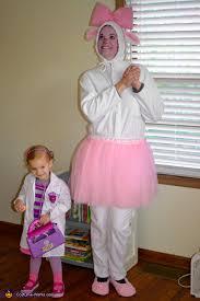 doc mcstuffins costume mcstuffins and lambie costume