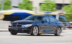 bmw 435i xdrive gran coupe review 2015 bmw 435i gran coupe test review car and driver