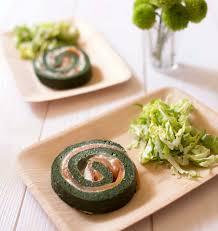 recette de cuisine salé gâteau roulé salé saumon épinards les meilleures recettes de
