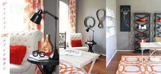 Living Room Decorating Ideas Orange Accents Best Medical Office Color Schemes In His Little Office I