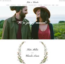 Wedding Websites Zola X Paperless Post Matching Wedding Websites And Invitations