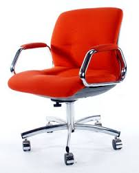 Red Office Furniture by Best 25 Retro Office Chair Ideas On Pinterest Retro Furniture
