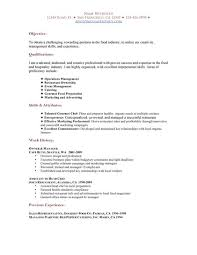 Resume Sample For Chef by Cook Resume General Resume Cook Resumes 9 Free Word Pdf