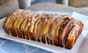 cinnamon roll pull apart loaf u2013 recipesbnb