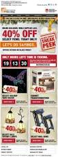 home depot 1 day only black friday 41 best holiday emails images on pinterest holiday emails email