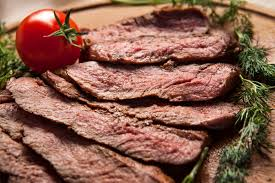 broiled top round steak recipe