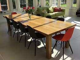 rustic oak dining table rustic dining table selection hand crafted from abacus tables