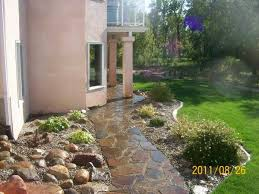 Dry Laid Flagstone Patio How To Build A Dry Laid Flagstone Walkway
