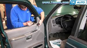 ford explorer mirror replacement how to install replace power mirror switch ford explorer 95 01