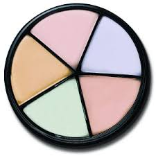 color wheel for makeup artists 6 corrective colors that no one told you how to use washington