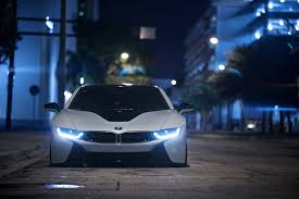 bmw i8 stanced bmw i8 accuair suspension