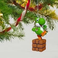 mario keepsake ornaments 1up your tree technabob