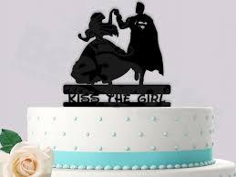 superman wedding cake topper superman wedding cake