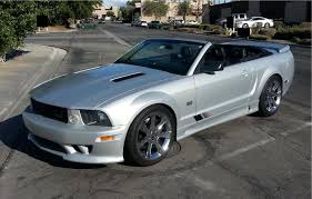 mustang 2006 for sale 2006 ford saleen mustang saleen 281 sc for sale indio california