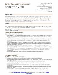 sle resume for business analyst role in sdlc phases system analyst programmer resume sles qwikresume