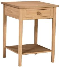 Unfinished Furniture Nightstand Unfinished Bedroom Furniture Dressers Armoires And Nightstands