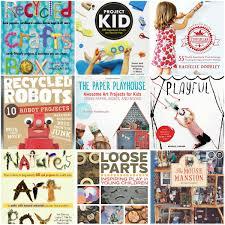 backyard art camp repurposed art inspired book roundup