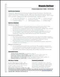 professional summary exle for resume executive summary resume skywaitress co