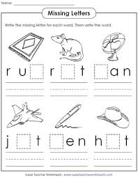phonics worksheets cvc words