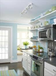 20 refreshing blue kitchen design ideas rilane