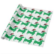 dachshund christmas wrapping paper 2557 best popular christmas wrapping paper images on