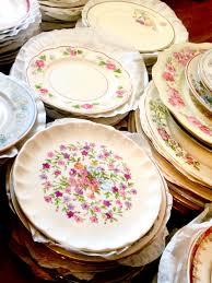 vintage china jars vintage china mismatched flatware