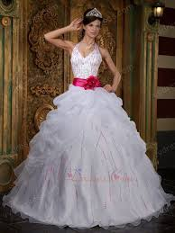 floor length puffy white dress girls wear to quinceanera