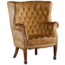 Wing Chairs Design Ideas Furniture Leather Wingback Chair Add Style To Living Room