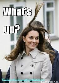 Kate Middleton Meme - the inner duchess of kate middleton oh my hair